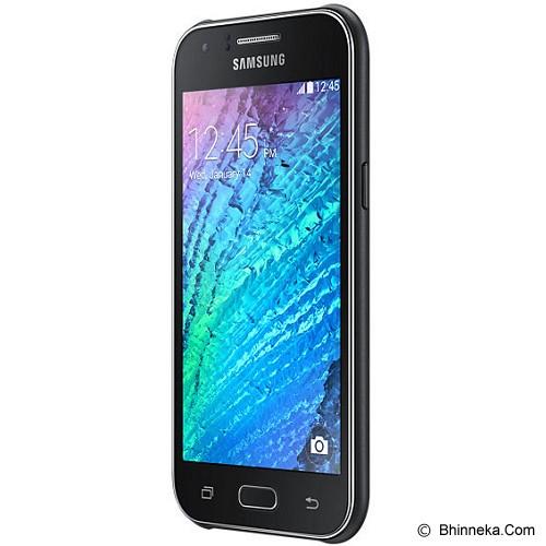 SAMSUNG Galaxy J1 [SM-J100H] - Black (Merchant) - Smart Phone Android